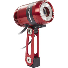 Supernova E3 Pro 2 Bike Light red
